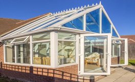 Building a conservatory Leicestershire